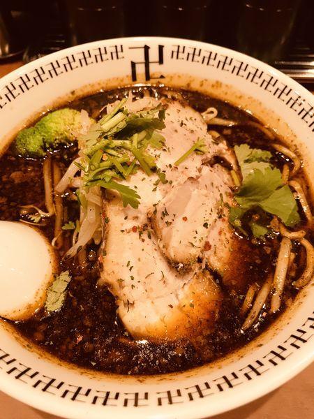 「スパイス・ラー麺 ¥830」@スパイス・ラー麺 卍力 秋葉原店の写真