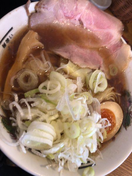 「メン太そば」@麺喰い メン太ジスタの写真