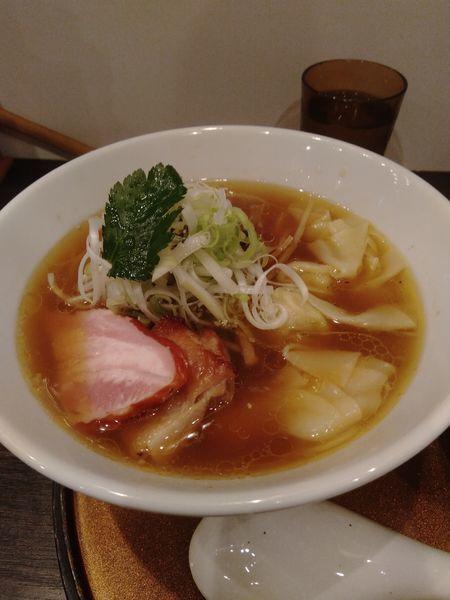 「ワンタン麺」@チラナイサクラの写真