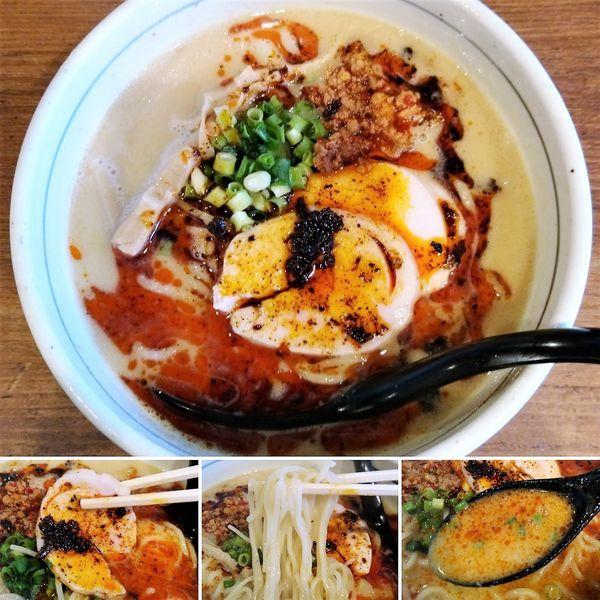 「濃厚担々麺 850円」@濃厚鶏麺 ゆきかげ 三ノ輪店の写真