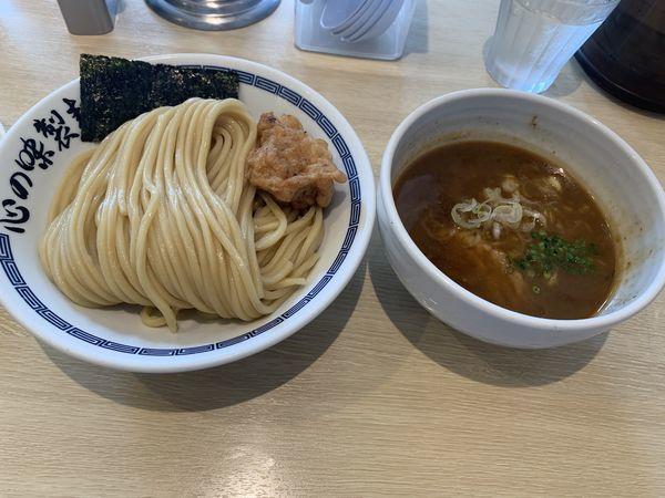 「濃厚海老つけ麺」@心の味製麺の写真