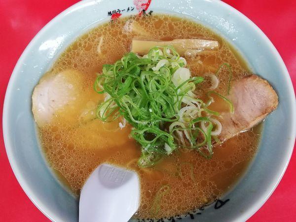 「醤油ラーメン」@梅光軒 旭川本店の写真