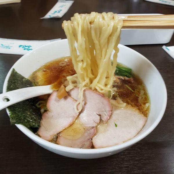 「チャーシュー麺」@とら食堂の写真