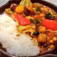 野菜を食べるカレー camp express エキュート品川サウス店の写真