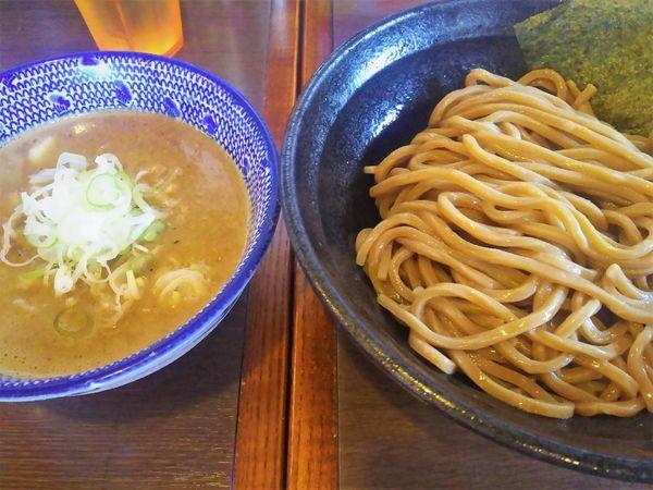 「つけ麺  並盛¥850」@つけ麺 弥七の写真