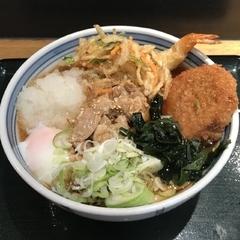 名代 箱根そば 新橋店の写真