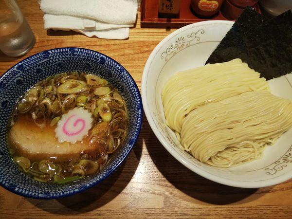 「清湯つけそば(¥830)」@神田 勝本の写真