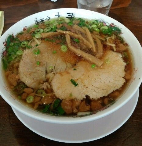 「中華そば」@麺や 太華の写真