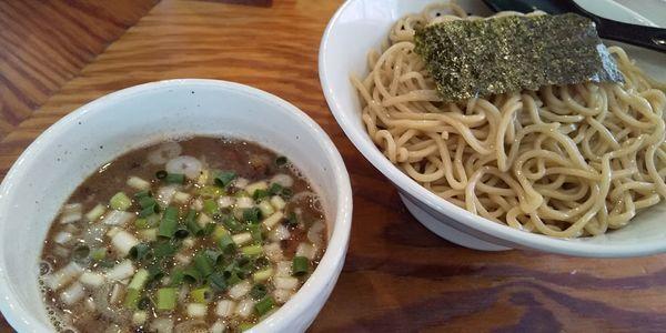 「つけ麺中盛」@富士らーめんの写真