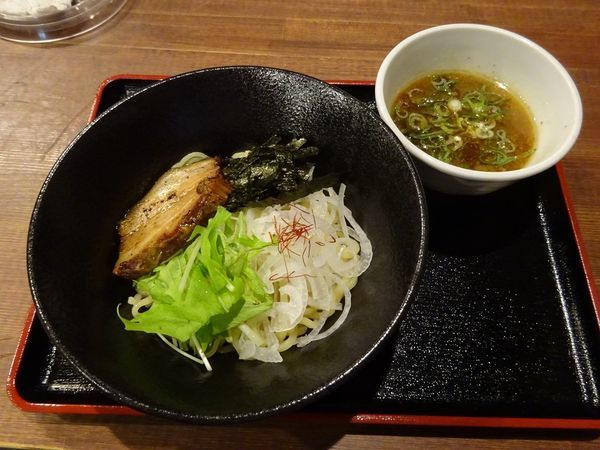 「つけ麺」@鶏豚らーめん ジャンキーの写真