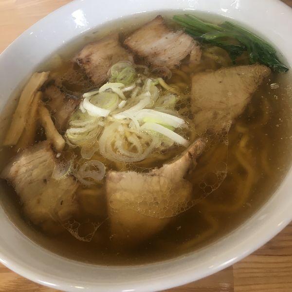 「チャーシュー麺」@ぜんやの写真