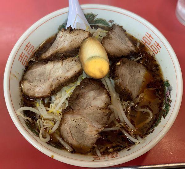 「チャーシュー麺 ¥1100」@永楽の写真