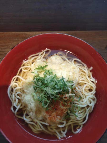 「駅そば大盛り(400円)」@えきそば 姫路駅店の写真