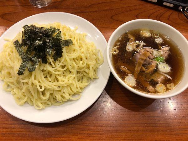 「ざる 1000円」@らあめん 満来の写真
