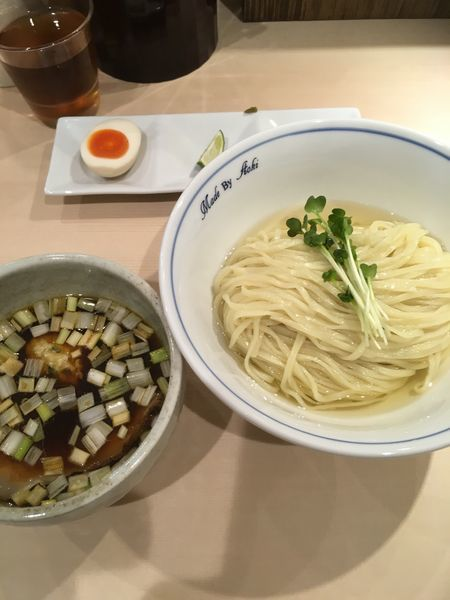 「つけ麺(黒)900円」@中華蕎麦 あお木の写真