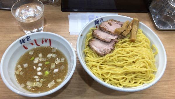 「つけ麺大盛り880円」@麺家 いし川の写真