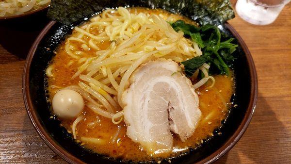 「味噌ラーメン」@極味家 日ノ出町店の写真