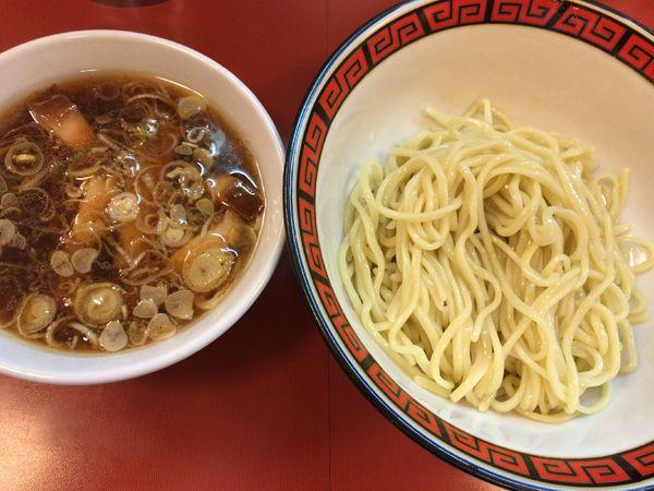 「つけ麺」@中華そば 華丸の写真