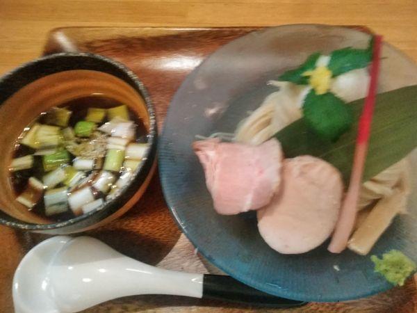「(夏季限定)冷し柚子つけ蕎麦¥900」@IRUCA-Tokyo-の写真