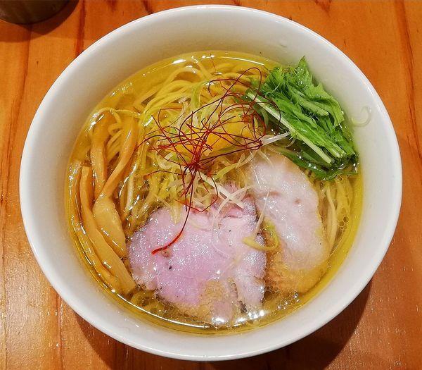 「鶏塩ラーメン」@麺処 ぐり虎 本店の写真
