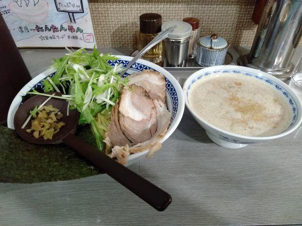 「担々つけ麺」@麺や てつの写真