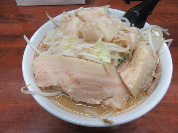 「味噌豚そば(900円)」@激辛ラーメン専門店 レッチリ 土浦本店の写真