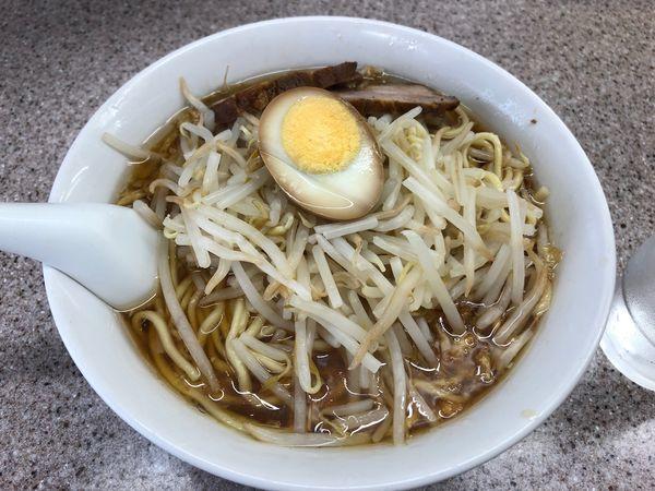 「中華麺 大盛 800円」@喜楽の写真
