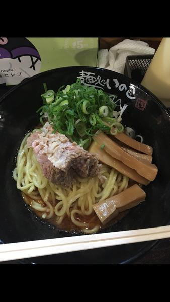 「油そば」@麺処いのこ 赤塚店の写真