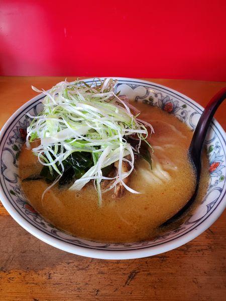 「味噌ラーメン並(麺150㌘)」@味の味噌一の写真