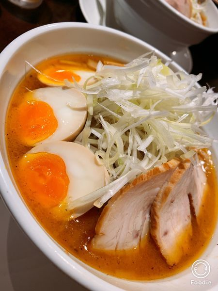 「野菜たっぷり味噌ラーメン」@北海道らーめん さつほろの写真
