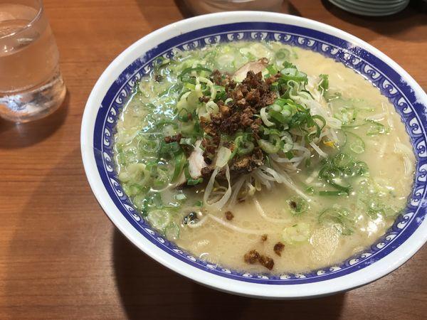 「ラーメン」@くろいわ 本店の写真