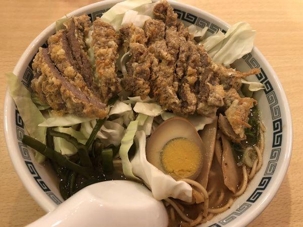 「五香肉麺」@くまもと桂花ラーメン ふぁんてんの写真