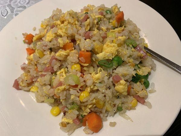 「塩らーめん+炒飯」@台湾料理 海鮮館 東向島店の写真