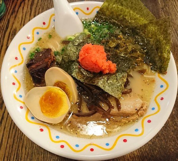 「得ノセ麺(950円)」@横濱ハイハイ樓 新横浜店の写真