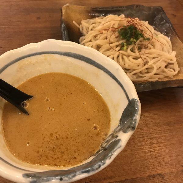 「濃厚坦々つけ麺(¥680)※」@肉汁餃子製作所 ダンダダン酒場 平和島店の写真