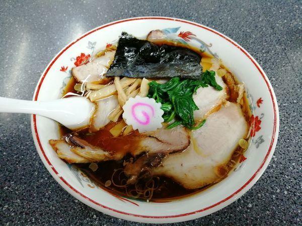 「チャーシュー麺 大盛」@青島ラーメン司菜 南万代店の写真
