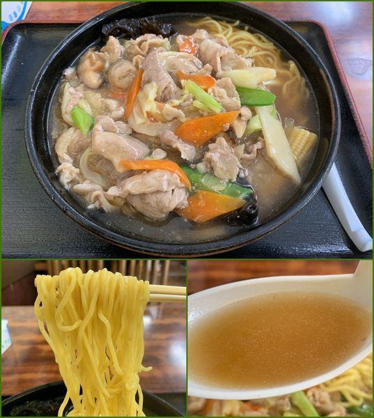 「肉うま煮そば¥750」@中華料理 福宝の写真