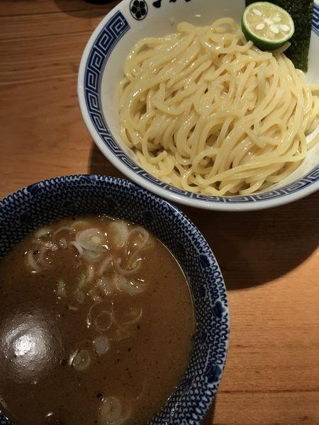 「濃厚つけ麺」@つじ田 日本橋八重洲店の写真