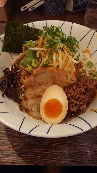 「冷やし担々麺」@麺恋処 き楽の写真