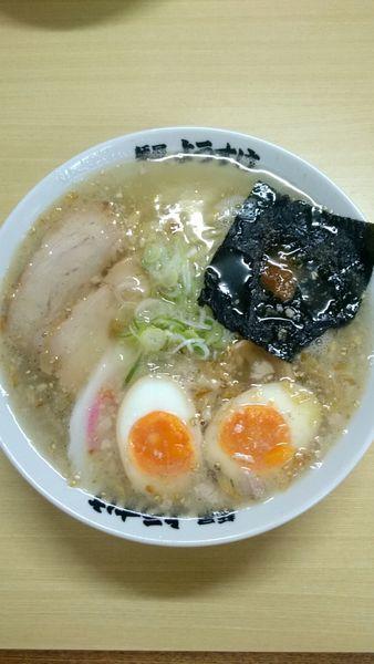 「創作の塩ラーメン  720円」@麺屋 ようすけの写真