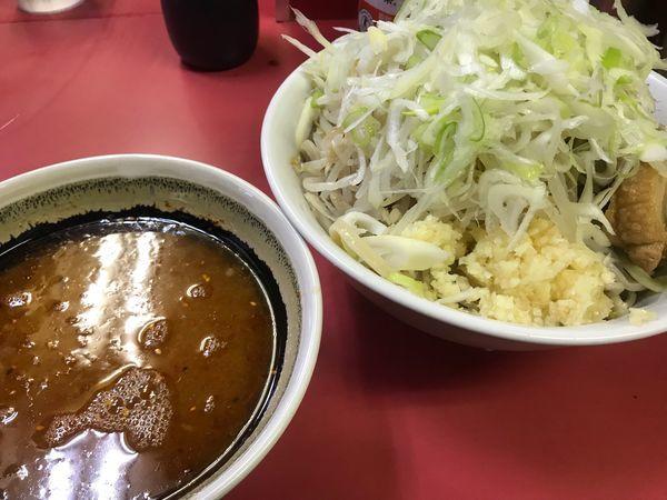 「つけ麺」@ラーメン二郎 桜台駅前店の写真