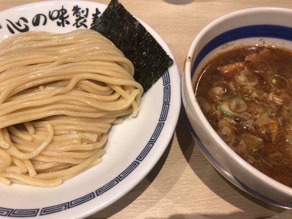 「あっさり 鶏豚つけ麺」@心の味製麺の写真