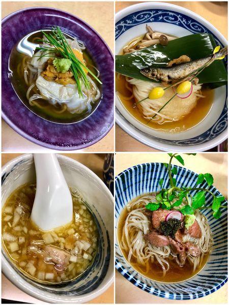 「5周年限定麺 ¥1000」@中華そば よしかわの写真