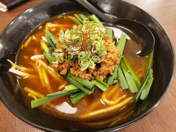 「台湾ラーメン」@WA Dining 楽の写真