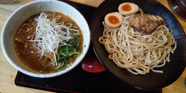「濃厚味噌つけ麺」@味噌屋蔵之介 東松山店の写真