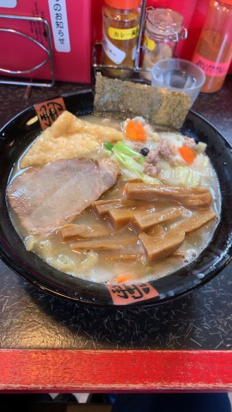 「メンマ麺」@でれ助の写真