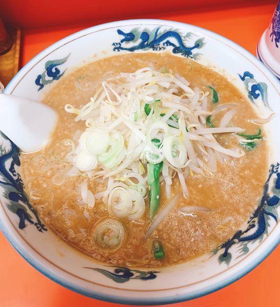 「味噌ラーメン」@光陽楼の写真