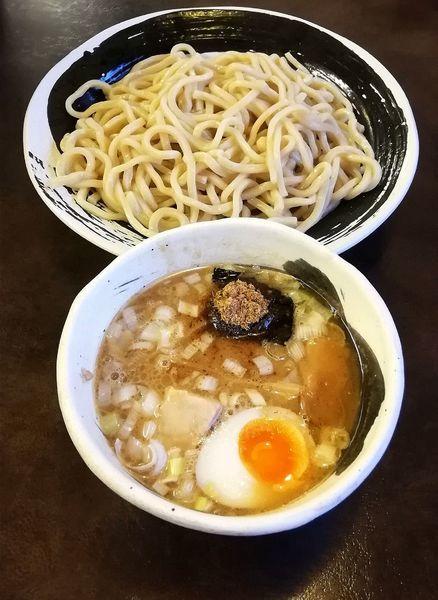 「つけ麺 並盛」@麺屋べんてんの写真