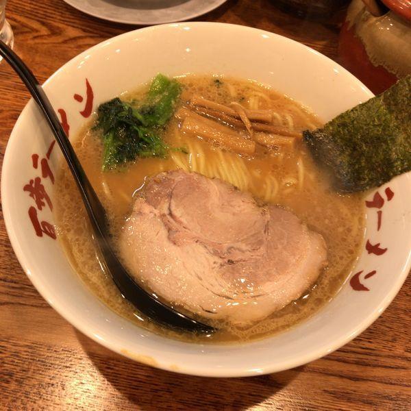 「【開店記念】醤油ラーメン500円」@百歩ラーメン 川越店の写真