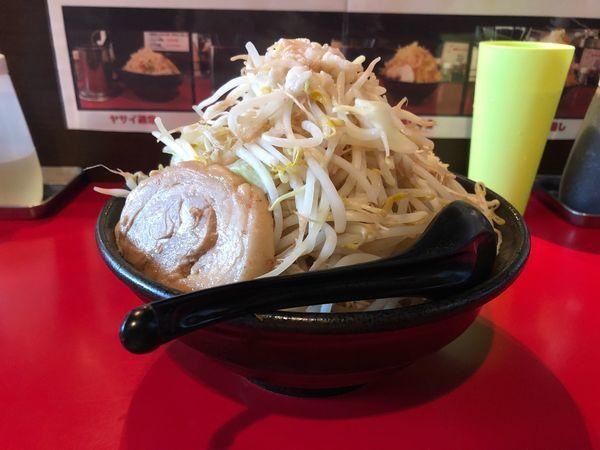 「ラーメン中(300g)」@麺や 唯桜の写真
